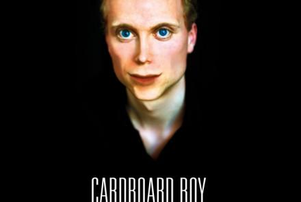 Willem Wits – Cardboard Boy (CD)