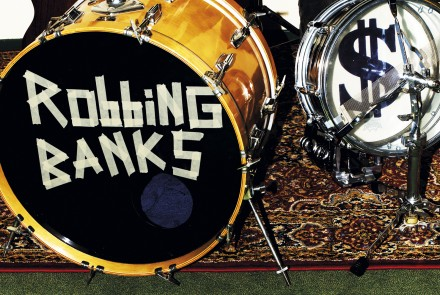 Robbing Banks – Got Love Need Money (10″)