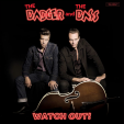 The Badger and the Bass – Watch Out! (12″ groen clear vinyl)