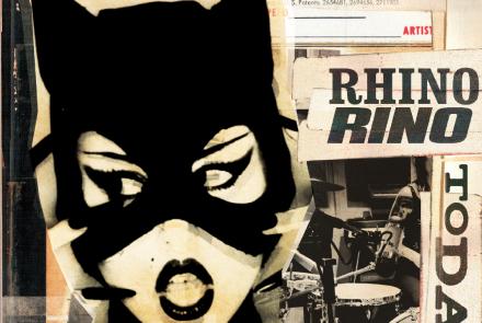 Rhinorino – Today EP (10″)