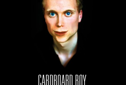 Willem Wits – Cardboard Boy (CD)